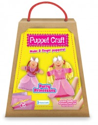 Princess Puppet Craft