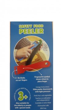 Safety Food Peeler (Was $10.95)