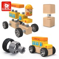 Top Bright - City Building Block Set (84pce) WAS $59.95