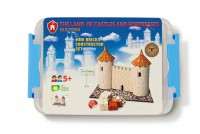 Plaster Building Set - Two Towers Design
