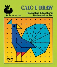 Calc-u-Draw4 (Numeracy) Activity Pad