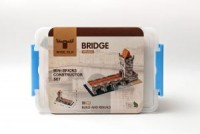 Plaster Building Set - Bridge