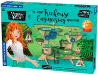 STEM Peppermint Engineering Treehouse