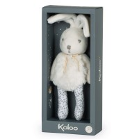 Perle Rabbit Rattle Cream (12cm)